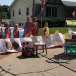Lemonade Stand and Water Play